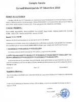 COMPTE RENDU CM DU 17.12.2019
