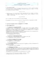 COMPTE RENDU CM DU 24 AVRIL 2019