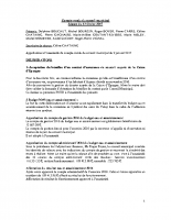 conseil municipal n°34 du 13 février 2017